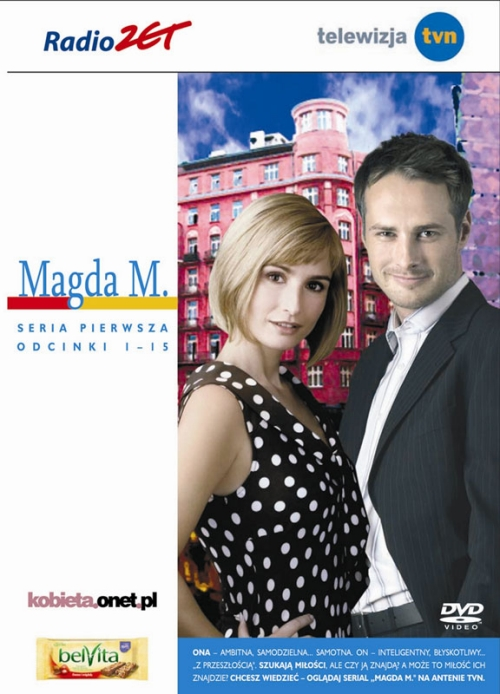 MAGDA M {Sezon 1} (2005-2007) PL.720p.WEB-DL.x.264.AC3-FILESDARK / Serial Polski